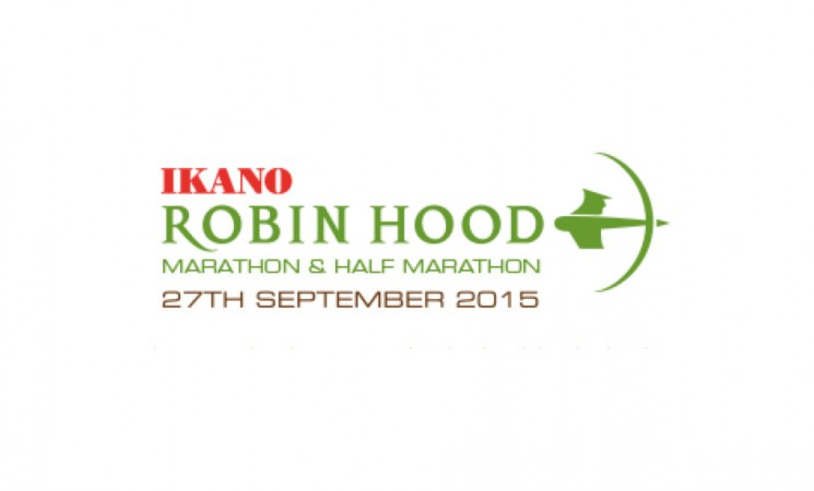 Our own Sarah ran the Robin Hood Half Marathon