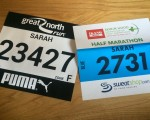 Two Half Marathons in Two Weeks!