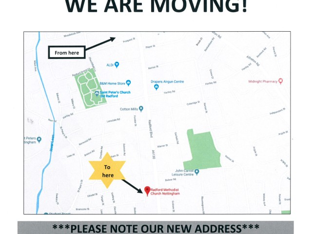 We are Moving!!!!!!!