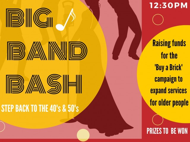 Don't forget your tickets! #Bigbandbash2020