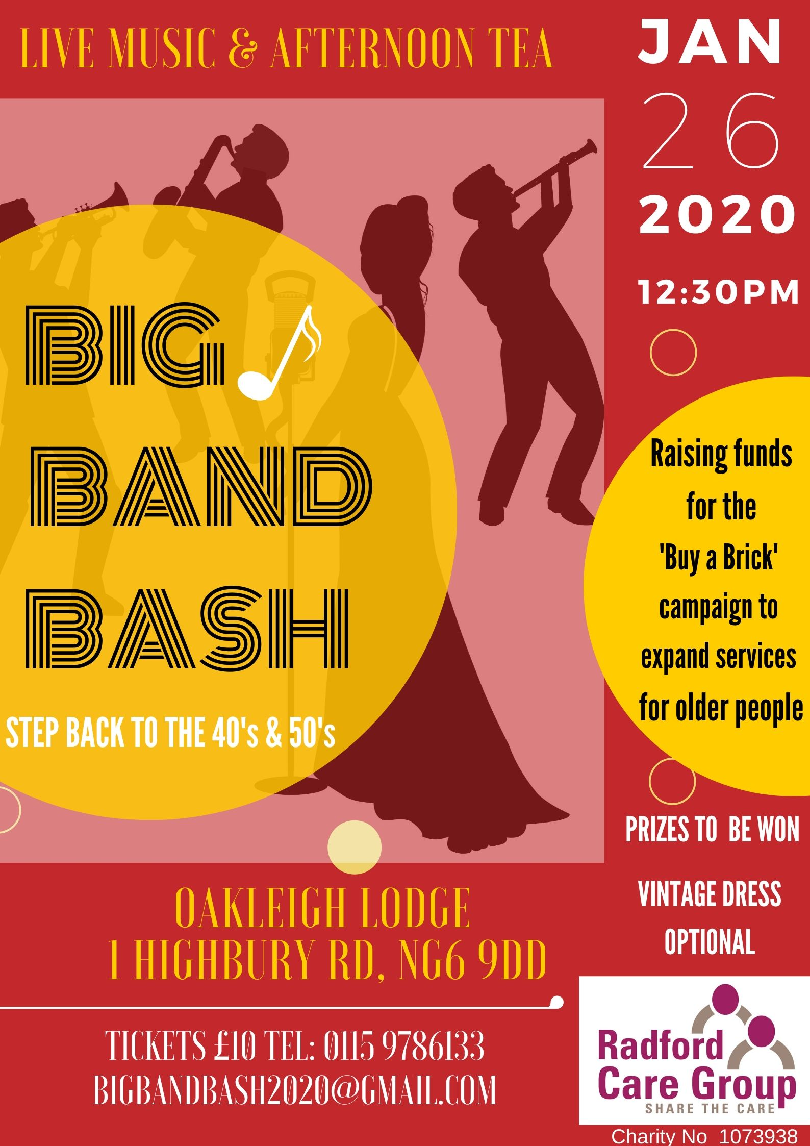 Big Band Bash 2020
